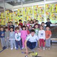"""Anche quest'anno il Circolo Tennis Corinaldo sta """"entrando"""" negli asili e nelle scuole primarie per promuovere questo meraviglioso sport che è il tennis. I maestri Alberto Baldoni e Leonardo Pesaresi..."""