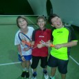 """Foto con la """"racchetta-mascotte"""" del Circolo Tennis Corinaldo! Share"""