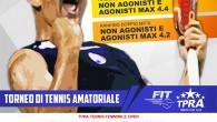 Dal 16 ottobre 2017 al 26 ottobre 2017 si terrà presso il Circolo Tennis di Corinaldo il II° torneo TPRA OPEN sia maschile, che femminile. Si tratta di un torneo...